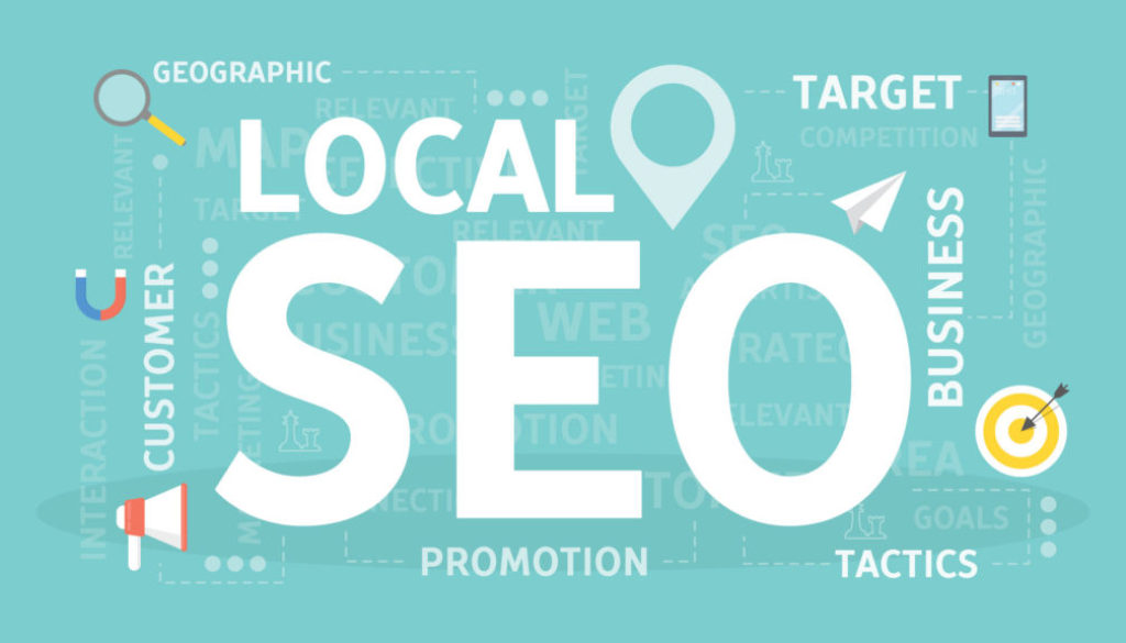 Local SEO. Top 8 factors which impact local SEO and top 8 free solutions.